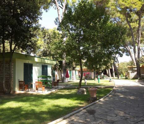 Mediterranean village San Antonio