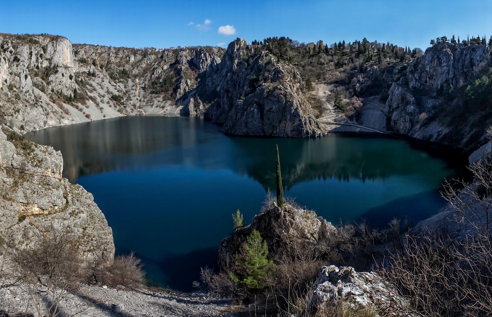 imotski lake
