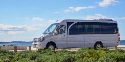 Mini Vans or bus transfers
