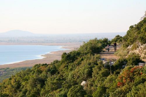 Bike trail, photo credits: Iva Rogić