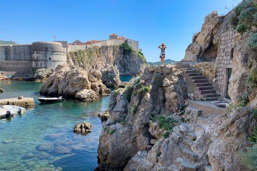 Bokar Tower in Dubrovnik