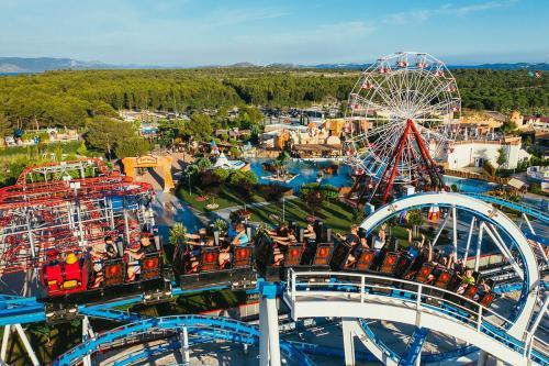 Fun Park Biograd - aerial view