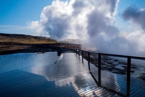 Geotermalno polje Gunnuhver