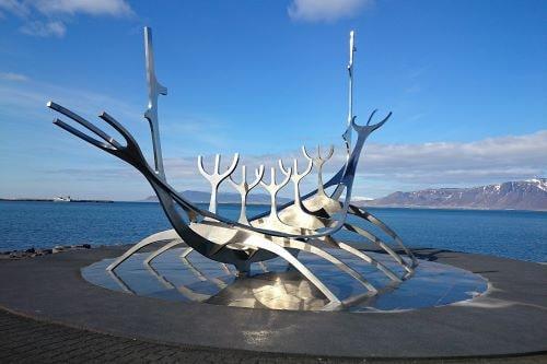 Skulptura Solfar