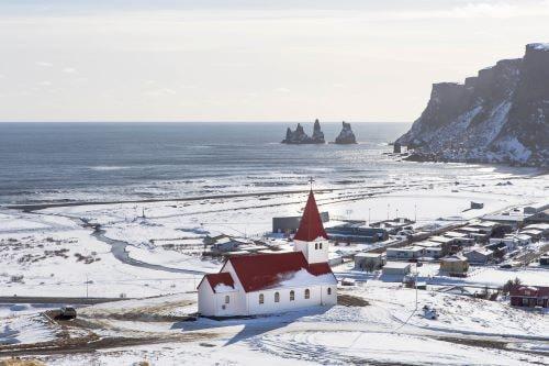Selo Vik y Myrdal -